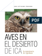 Aves en El Desierto de Ica