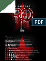Digital Booklet - Rich Gang