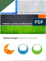 Patentes na Área de biotecnologia