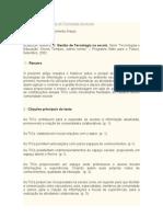 Fichamento II