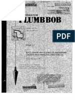 5) Plumbbob NV Test Blast-Loading-And-Response