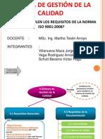 Presentacion Del Sgc - Documentos