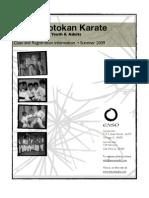 Enso Karate Registration 0910