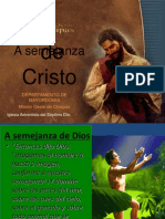 A Semejanza de Cristo