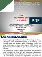 Slide Seminar Hasil