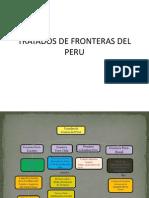 Tratados de Fronteras Del Peru