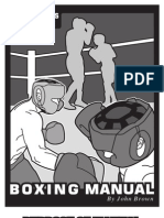 Boxing Manual - John Brown 2003 (1988)