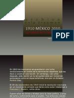 Los Rostros de La Revolucion 1910-2010. Antonio Baig Freeman.
