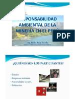 DIAPOSITIVAS Minas Medio Ambiente