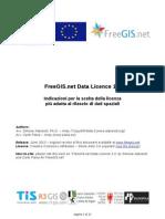 Il licensing di dati spaziali 1 - Aliprandi e Piana (2013)
