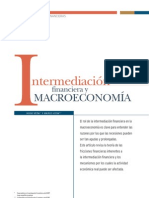 Intermediacion Financiera y Macroeconomica-Revista Moneda