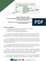 FICHA 3 - Impactos dos Fluxos Migratórios em Portugal