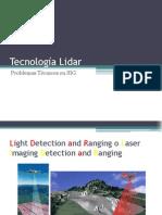 clase 06_Tecnologi¦üa Lidar