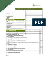 NIIF 1 - Programa de Auditoría
