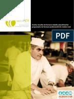 Studiu - Analiza Nevoilor de Formare Initiala- Activ 3.1