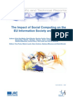 Social Computing Information Society
