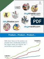 Dainik Bhaskar Advertisements.