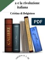 L'Italia e La Rivoluzione Italiana - Cristina Di Belgioioso