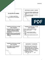 Microsoft PowerPoint - ECUACIÓN DE GIBSS
