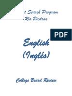 2013 - 2014 Repaso College Board Ingles