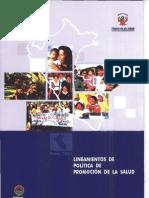 84_lineamientos Politica Promocion de La Salud