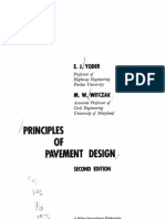 Principles of Pavement Design Yoder, 2nd Ed