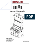 Konami Podium KGP 2 0 UVS Spanish