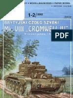 - British Tank Mk Viii Cromwell IV