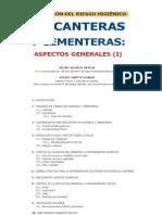 Evaluación del riesgo higiénico en canteras y cementeras aspectos generales (I)