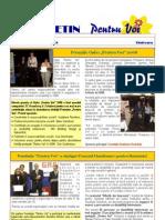 Newsletter Decembrie 2008 RO