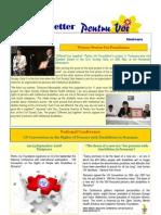 Newsletter August 2008 EN