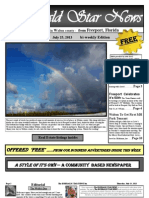 THE EMERALD STAR NEWS  - July 25, 2013 Edition