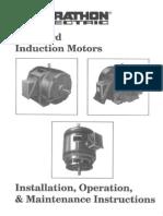 SB181 Marathon Motors - how to guides/Manuals