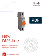 8 Mcb Dms Line