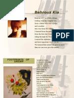 Behrouz KIA Portfolio