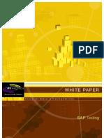 Erp SAP Testing