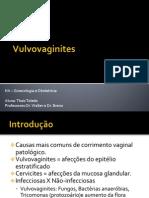Vulvovaginites