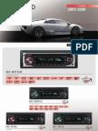 Kenwood Car Entertainment Flyer 2009-2010