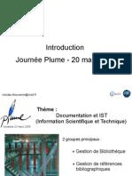 Journée Plume - 20 mars 2009 - Lyon
