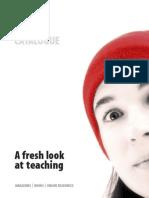 iT's for Teachers Catalogue