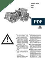 Deutz BF6M 1013 Operation Manual
