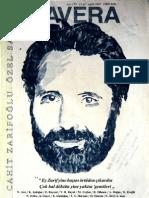 Mavera Sayı 11. Yıl 129 Eylül 1987