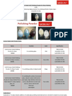 Cerium Oxide CeO2 Polishing Powder for Glass Polishing