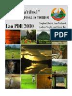 Laos Final Proposal