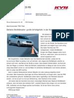 Alarmierender TÜV-Test - Defekte Stoßdämpfer