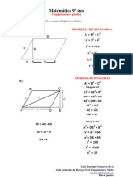 115 - Determine o Valor de x Nos Paralelogramos Abaixo