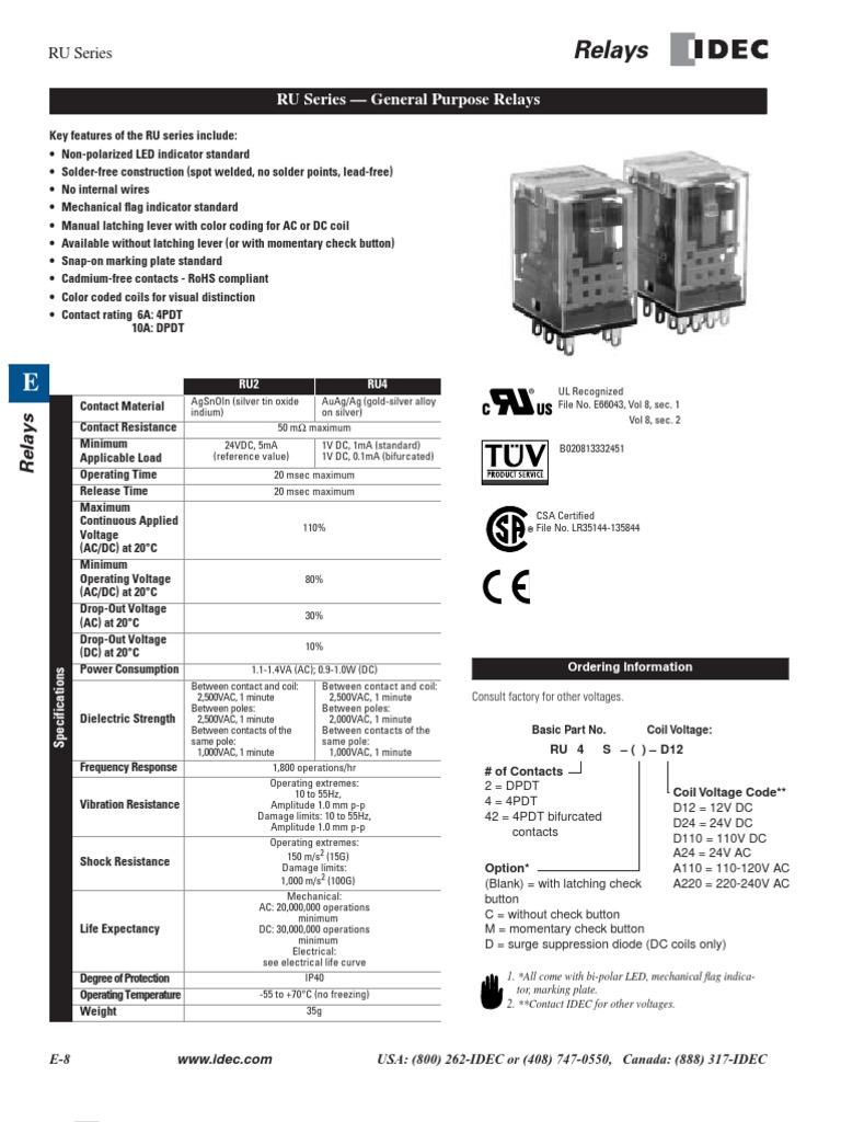 Transformer Relay Wiring Diagram On Idec Relay Wiring Diagram