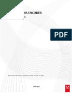 Mediaencoder Reference(1)