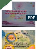 Arte Como Instrumento _ Workshop de Danca