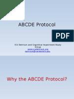 ABCDE Education Slides